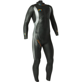 blueseventy Thermal Reaction Wetsuit Heren, black-grey